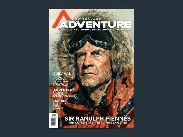 National Park Villages, blog post, Download the latest issue of Adventure magazine now - it's FREE!, The April issue of Adventure Magazine -
